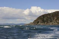Golfo di Corryvreckan Immagine Stock Libera da Diritti