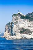 Golfo di Napoli - Italien Lizenzfreies Stockfoto