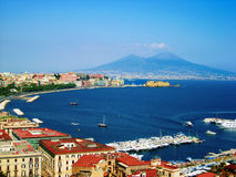 Napoli italy Stock Photography