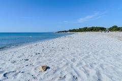 Golfo di Orosei in Sardegna Italia Immagini Stock