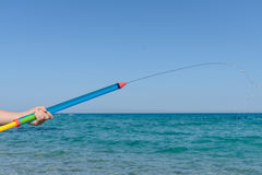 Golfo di Orosei in Sardegna, Italia Fotografie Stock