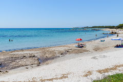 Golfo di Orosei in Sardegna Italia Immagine Stock