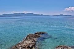 Golfo di Pagasitikos Immagini Stock