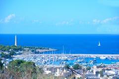 Golfo 1 di San Vito fotografie stock libere da diritti