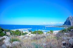 Golfo 1 di San Vito immagini stock libere da diritti