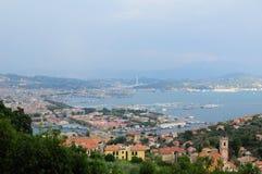 Golfo di Spezia della La Immagini Stock