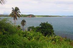 Golfo do mar Diego-Suárez (Antsiranana), Madagáscar Fotografia de Stock