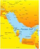 Golfo persico Fotografia Stock Libera da Diritti