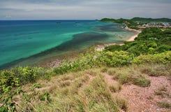 Golfo tailandês Fotografia de Stock