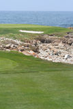golfoceanside Arkivfoto