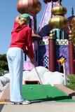 golfowa miniatura Zdjęcie Royalty Free