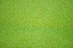 Golfowa zieleń Obrazy Stock