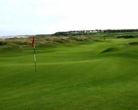 golfowe połączenia Obrazy Royalty Free