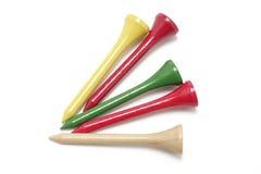 golfowe trójniki Zdjęcie Stock
