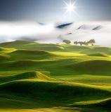 golfowy ładny miejsce Zdjęcia Stock
