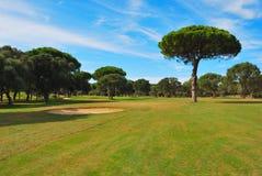 golfowy monteenmedio Zdjęcia Stock