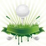 golfowy sport Obrazy Royalty Free