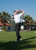 Golfowy turniej na Costa Del Zol, Malaga, Hiszpania Zdjęcie Royalty Free