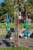 Golfowy turniej na Costa Del Zol, Malaga, Hiszpania zdjęcia royalty free