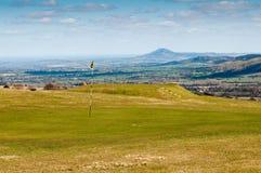 golfowy widok Obraz Royalty Free