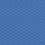 Golfpatroon van Origami, Japans document royalty-vrije stock foto