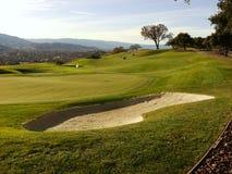 Golfplatz Lizenzfreie Stockbilder