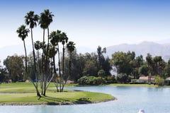 Golfplatz am ANA-Inspirationsgolfturnier 2015 Stockfoto