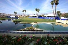 Golfplatz am ANA-Inspirationsgolfturnier 2015 Stockfotografie