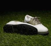 Golfschoenen Stock Foto