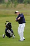 Golfschuß Lizenzfreies Stockfoto