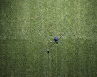 Golfset Immagine Stock Libera da Diritti