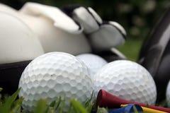 golfspel Royaltyfria Bilder