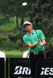 Golfspieler Keegan Bradley Lizenzfreie Stockfotografie