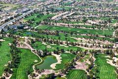 Golfspieler ` s Traum Stockbilder