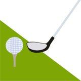Golfsport Lizenzfreies Stockbild