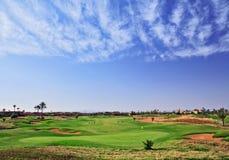 Golfställe arkivbilder