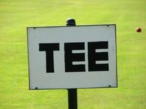 Golft-stück Stockfotos