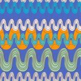 Golftextuur Stock Afbeeldingen