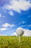 Golfthema Stock Afbeelding