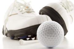 Golfzeit Stockbild