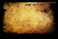 Golgen grunge background