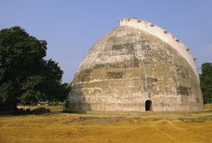 Golghar, Patna, Bihar, India, Asia. The Golghar or Gol Ghar Round house, located to the west of the Gandhi Maidan in Patna, capital of Bihar state, India. It is Royalty Free Stock Photos
