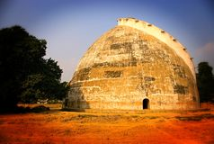 Golghar, Patna, Bihar, India, Asia. The Golghar or Gol Ghar Round house, located to the west of the Gandhi Maidan in Patna, capital of Bihar state, India. It is Royalty Free Stock Image