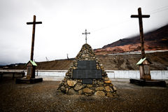 Golgotha memorial Royalty Free Stock Photography