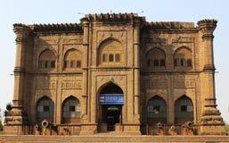 Golgumbaz的博物馆 图库摄影