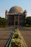 Golgumbaz Entry Walkway Royalty Free Stock Photo