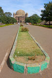 Golgumbaz, a Mughal mausoleum Stock Photo
