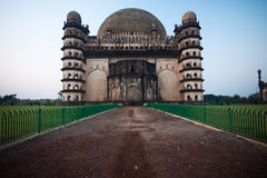 Golgumbaz North Facade Royalty Free Stock Image