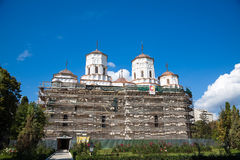 Golia Monastery Royalty Free Stock Photo