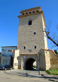 Golia Monastery Stock Photo